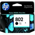 HP 802(small/standard) Black