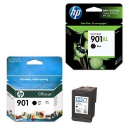 HP 901/901XL ( Black )
