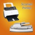 HP Scanjet Printer